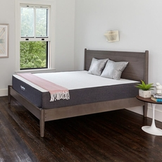 Cal King Classic Brands Bed in a Box Cool Gel 10.5 Inch Ventilated Gel Memory Foam Mattress