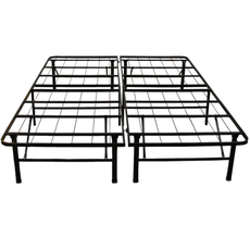 Classic Brands Hercules 14-Inch Heavy Duty Metal Platform Style Bed Frame
