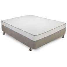 Twin XL Classic Brands Bed in a Box Innerspring 7 Inch Mattress