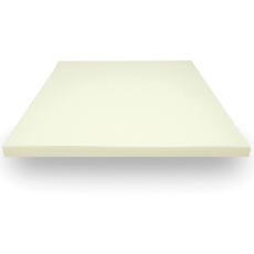 Classic Brands Memory Foam 2 Inch Mattress Topper