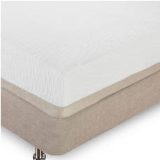 King Classic Brands Natural Sleep Kiera 11 Inch Talalay Latex Foam Mattress