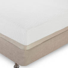 Twin Classic Brands Bed in a Box Natural Sleep Kiera 11 Inch Talalay Latex Foam Mattress