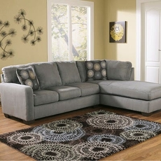 Clearance Ashley Furniture Zella Chaise Sectional OVFB052008