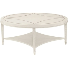 Clearance Bernhardt Criteria Round Cocktail Table OVFCR031806