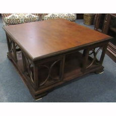 Clearance Habersham Sea Island Coffee Table in Devonshire OVFCR031825