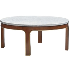 Clearance Lexington Take Five Interlude Round Cocktail Table OVFCR031854