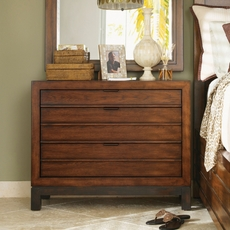 Clearance Tommy Bahama Ocean Club Coral Nightstand OVFB021813