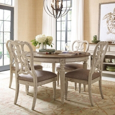Clearance American Drew Southbury 5 Piece Dining Set OVFB081906