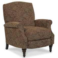 Lane Fastlane Chloe Hi-Leg Recliner in Waters Tobacco OVFB121724