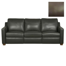 Clearance Elite Leather Motion Sofa OVFCR0418041