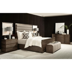 Clearance Bernhardt Profile 3 Piece King Bedroom Set OVFCR0418084