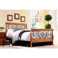 Clearance Fashion Bed Group Dunhill Full Size Bed OVFCR0418087