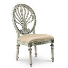 Clearance Caracole Empire II Side Chair Set of 2 OVFN011836