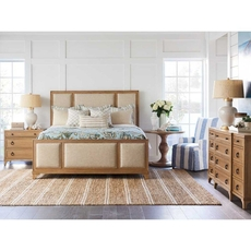 Clearance Barclay Butera Newport 4-Piece Bedroom Set OVFN061902