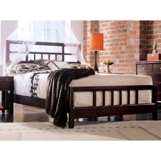 Clearance American Drew Tribecca Queen Slat Bed