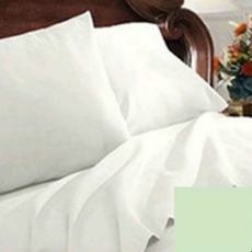 Clearance Mayfield Sheets 300 Thread Count King Sheet Set in Sage OVLB071707