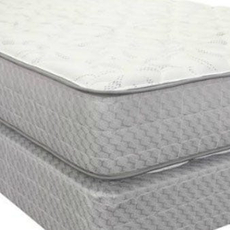 Corsicana Arabella Merrick Double Sided Plush 66 X 78 Mattress Only OVML071703