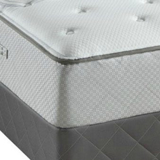 Sealy Posturepedic Plus Barrett Court III Plush Queen Mattress Set OVMB071713