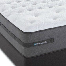 Sealy Posturepedic Select Bellesguard Plush Queen Mattress Set SDMB051744