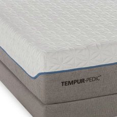 TEMPUR-Cloud Supreme Twin XL Mattress Set SDMB061702 - Scratch and Dent Model ''As-Is''