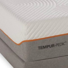 TEMPUR-Contour Elite King Mattress Set SDMB061728 - Scratch and Dent Model ''As-Is''