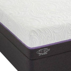 Sealy Optimum Radiance Gold Queen Mattress Set SDMB061786 - Scratch and Dent Model ''As-Is''