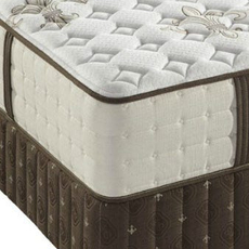 Stearns & Foster Signature Poplar Hall Ultra Firm King Mattress Set SDMB071721 - Scratch and Dent Model ''As-Is''