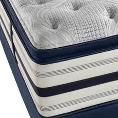 Simmons Beautyrest Recharge World Class Phillipsburg II Luxury Firm Pillow Top Queen Mattress Set SDMB071747