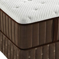Stearns & Foster Lux Estate Point San Luis Ultra Firm Cal King Mattress Set SDMB081705 - Scratch and Dent Model ''As-Is''