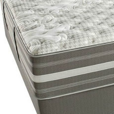 Simmons Beautyrest Recharge World Class Rosamond II Ultimate Firm Queen Mattress Set SDMB081707