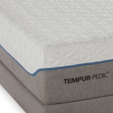 TEMPUR-Cloud Supreme Twin XL Mattress Set SDMB081727 - Scratch and Dent Model ''As-Is''
