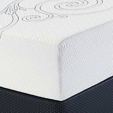 Serta Perfect Sleeper Gel Memory Foam Howerton Cal King Mattress Only SDMB081728