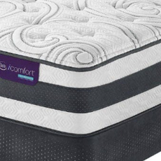 Serta iComfort Hybrid Applause II Firm Full Mattress Set SDMB081753