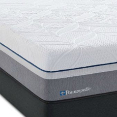 Sealy Posturepedic Hybrid Copper Plush Twin XL Mattress Set SDMB081759