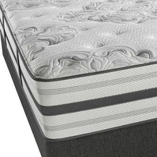 Simmons Beautyrest Recharge World Class Phillipsburg II Extra Firm Queen Mattress Set SDMB081764