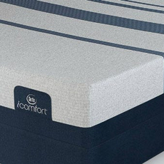 Serta iComfort Blue 300 Firm King Mattress Set SDMB081770