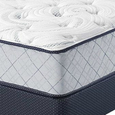 Serta Perfect Sleeper Select Queensferry II Plush Queen Mattress Set SDMB081776
