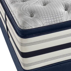 Simmons Beautyrest Recharge World Class Phillipsburg II Plush Pillow Top Queen Mattress Set SDMB081778