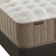 Stearns & Foster Estate Bella Claire Luxury Firm Queen Mattress Set SDMB091702 - Scratch and Dent Model ''As-Is''