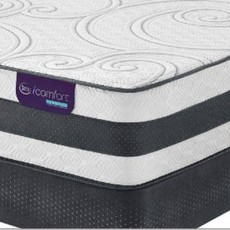 Serta iComfort Hybrid Discover Plush Twin XL Mattress Set SDMB091708
