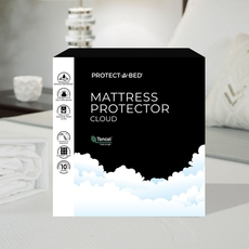 Protect-A-Bed Therm-A-Sleep Cloud Twin Mattress Protector