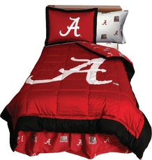 College Covers University of Alabama Comforter Set
