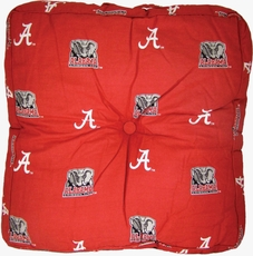 College Covers University of Alabama Floor Pillow