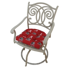 College Covers University of Alabama D Chair Cushion