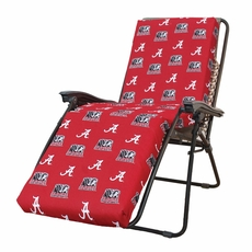 College Covers University of Alabama Zero Gravity Chair Cushion