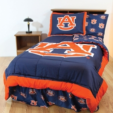 College Covers Auburn University Bed In A Bag