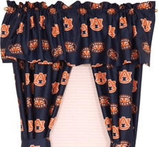 College Covers Auburn University Curtain Panel 63 Inch