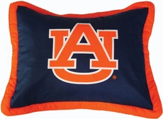 College Covers Auburn University Quilted Sham
