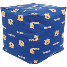 College Covers Auburn University Cube Cushion