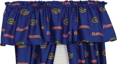 College Covers University of Florida Curtain Valance